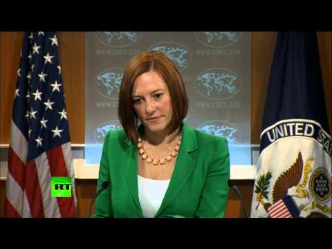 'This is what you cook for Ukraine?' State Dept Psaki grilled over leaked tape
