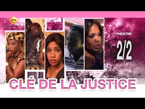 Clé De La Justice Vol 2 - Théâtre Sénégalais