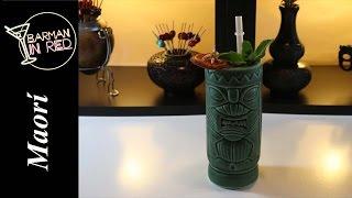 RON - Cocktail MAORÍ