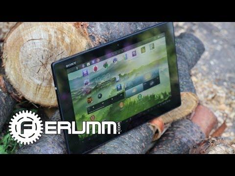 Sony Xperia Tablet Z 10.1 Обзор. Подробный Видеообзор от FERUMM.COM -TECHPOINT-