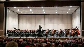 Avon High School Symphony Orchestra - ISSMA State Qualifier May 2015