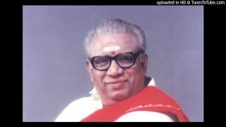 Maharajapuram Santhanam-Kamalaptha Kula-BrindhavanaSaranga-Adi-Thyagaraja
