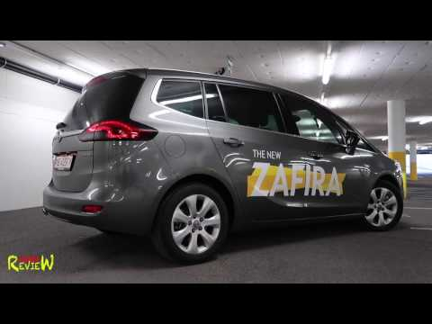 2017 Opel Zafira 1.6T 170hp Excellence Automatic | Auto Review | Switzerland | Episode 64 [ENG]