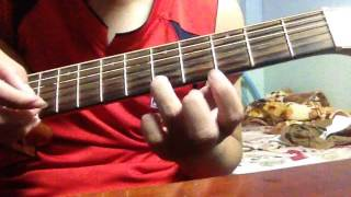 Hướng dẫn solo fingerstyle guitar Song from a serec garden P. cuối by SMR