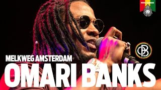 Omari Banks Live at Melkweg Amsterdam 2015