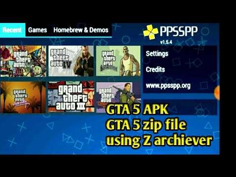 ppsspp gta 5 file download