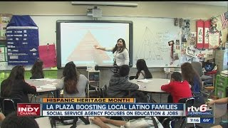 La Plaza gives boost to local Latino families