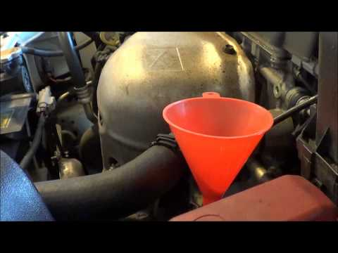 DIY: How to Change Transmission Fluid on a 2002-2004 Toyota Camry U241E