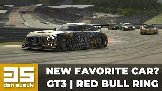 My new favorite car? Learning Spielberg! | Mercedes AMG GT3 @ Red Bull Ring | iRacing