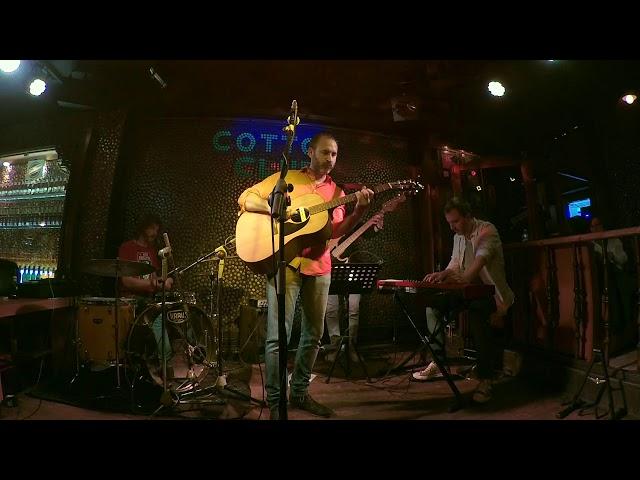 Mendizabal en directo en Cotton Club Bilbao  Terceros tiempos