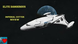Elite Dangerous - Imperial Cutter Review