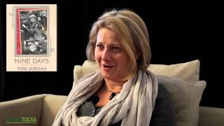 Booktopia Presents: Nine Days by Toni Jordan (Interview with Caroline Baum) Mp3