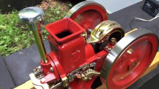 1/2 Scale Olds Hit and Miss engine part 2 of 2