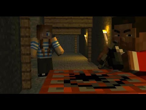 ♪ Never Mining Together - A Minecraft Parody of Taylor Swift's We Are Never Getting Back Together