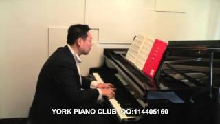Czerny op.299 no.6 (车尔尼299 第6首)