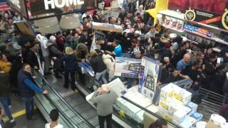 Repeat youtube video Black Friday - humans turn into monster!!!
