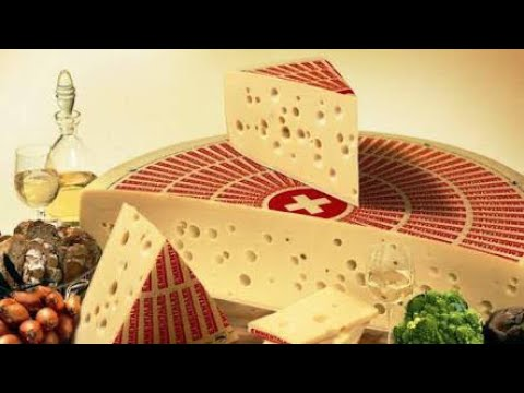 Queso GRUYERE dato curioso queso auténtico suizo
