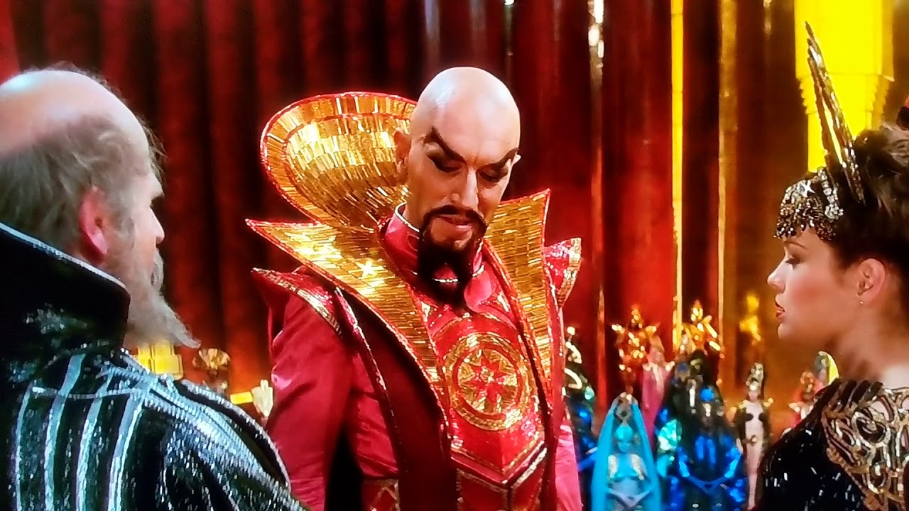 Ming The Merciless wedding vows