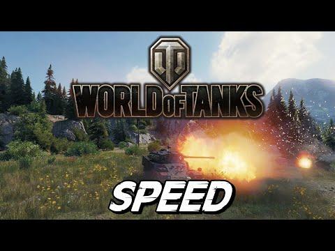 World of Tanks - Speed thumbnail
