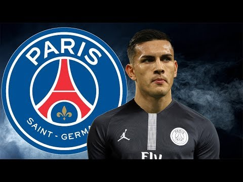 Leandro Paredes ● Welcome To PSG 2019 ● Passes, Skills & Goals