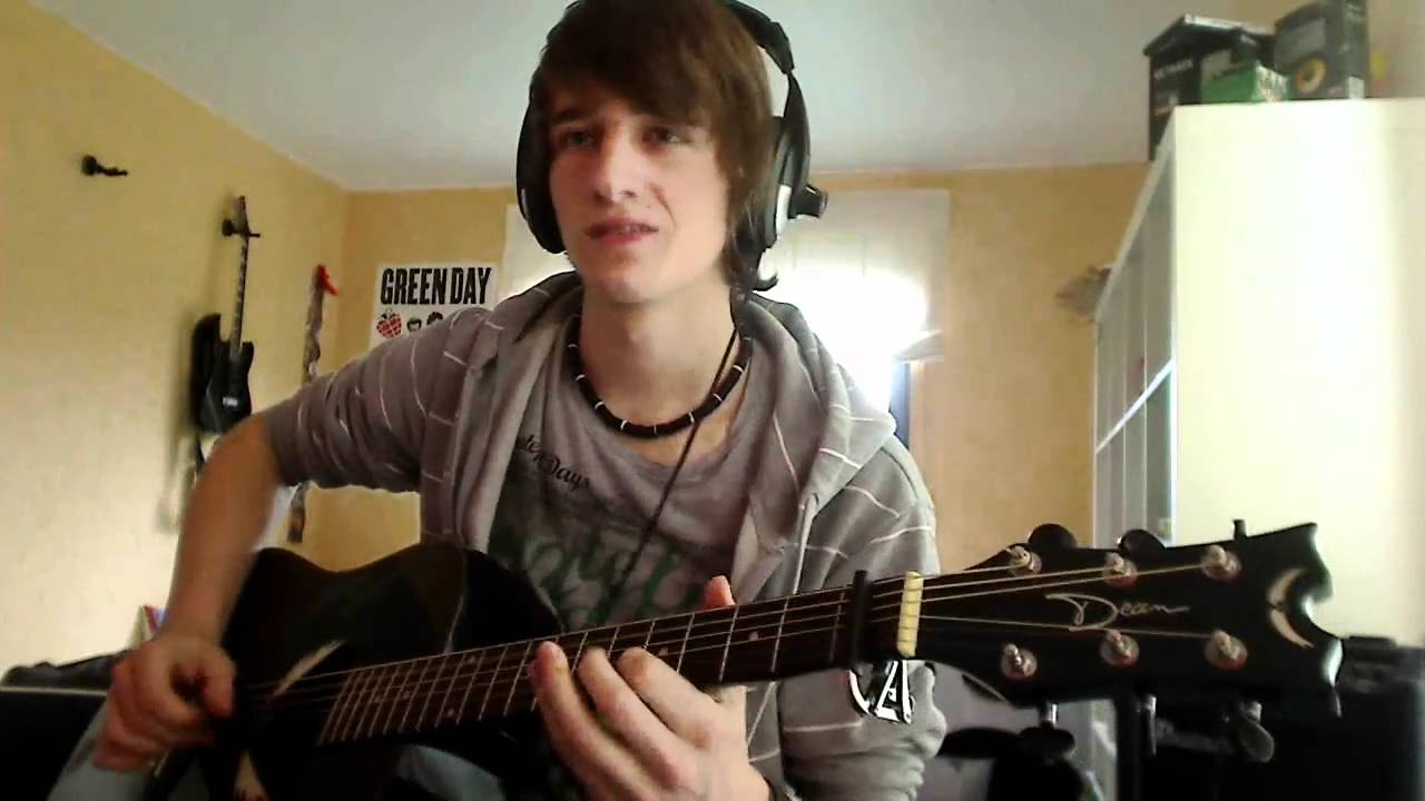 Sum 41 With Me Mo Acoustic Cover Youtube