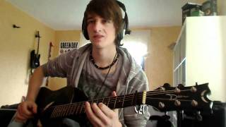 Sum 41 - With Me (Mo Acoustic Cover)