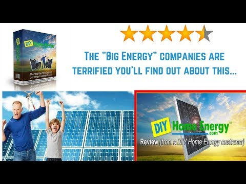 "Green Products: The ""Big Energy"" companies are terrified you'll find out about this...Home energy"
