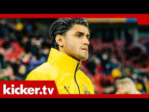 Vom Bolzplatz in die Bundesliga: Mahmoud Dahoud - wie alles begann | kicker.tv