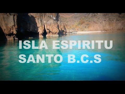 Tour por la isla Espiritu Santo!! baja roadtrip #6