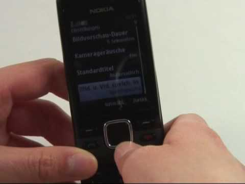 Nokia 6600i Test Kamera