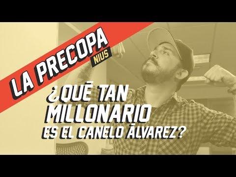 ¿Qué tan millonario es el Canelo Álvarez? | La Precopa Nius Ep. 4