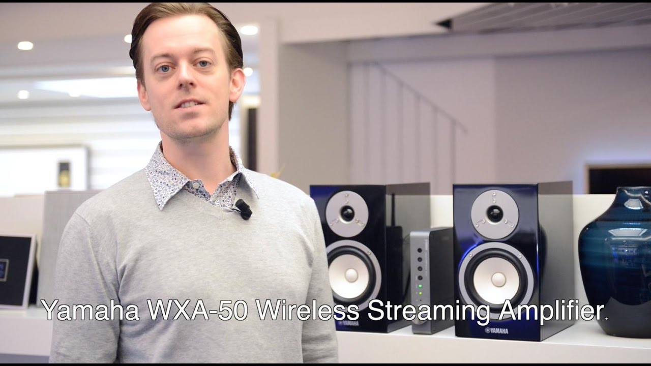 Yamaha Wxa 50 Musiccast Wireless Streaming Amplifier