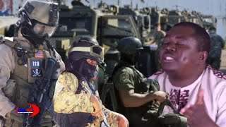 Yo bare Andre Michel Sen Doming kal investi lajan lap pale Haiti mal..Lapolis pral mare kadejakè saa