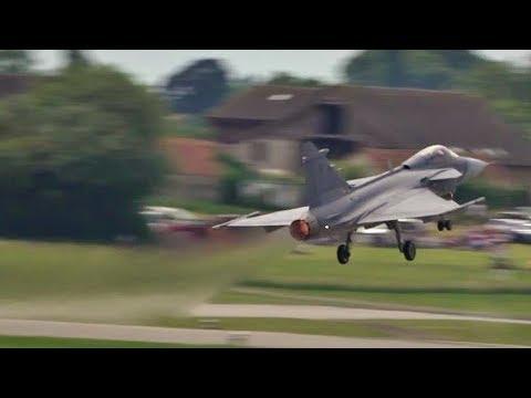 Gripen - Yeovilton airshow 2017
