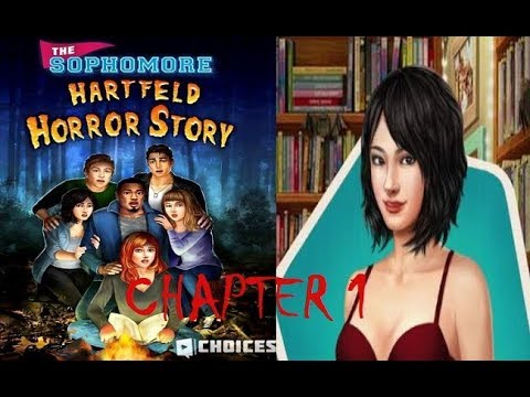 Alone with Kaitlyn | Choices: The Sophomore Hartfeld Horror Story Chapter 1 [DIAMONDS]