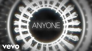 Demi Lovato - Anyone (Lyric Video)