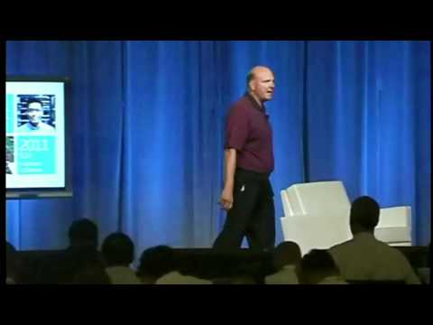 Microsoft 2011 Financial Analyst Meeting (FAM) Steve Ballmer Presentation Part 1