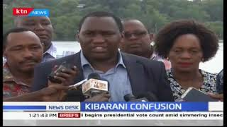 Reclamation of riparian land at Kibarani dumpsite stopped forthwith