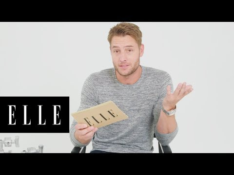 Justin Hartley Reads