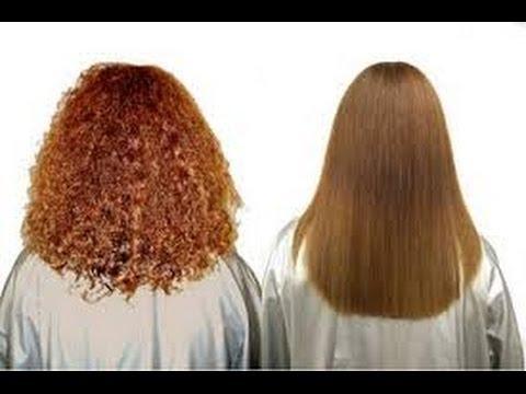 وصفات طبيعية لتنعيم الشعر, طريقتين لتنعيم الشعر الخشن