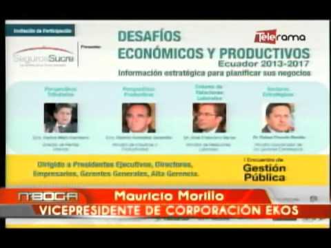 Desafíos Económicos y Productivos 2013 - 2017