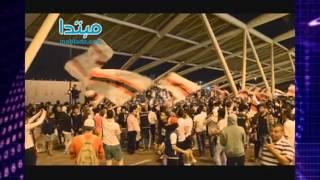 فيديو| «وايت نايتس» يستقبل فريق يد الزمالك بمطار القاهرة