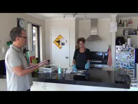 ASSESSMENT 1 clean and maintain kitchen premises