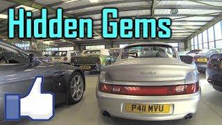 I Found A Secret Aston Martin Garage