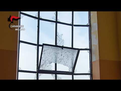 Manno arrestato dopo esplosione di un condominio a Pioltello