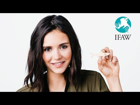 Nina Dobrev - One Act for All