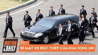 Chủ tịch Kim Jong Un: Mercedes-Benz S600 Pullman Guard chở Chủ tịch Kim Jong Un tại Việt Nam