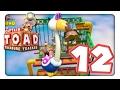 Captain Toad: Treasure Tracker #12: Zerbrechliche Fliesen