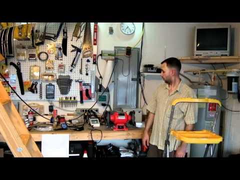 Flexible Solar Panel Roof Install to Grid-tie inverter Green DIY #2