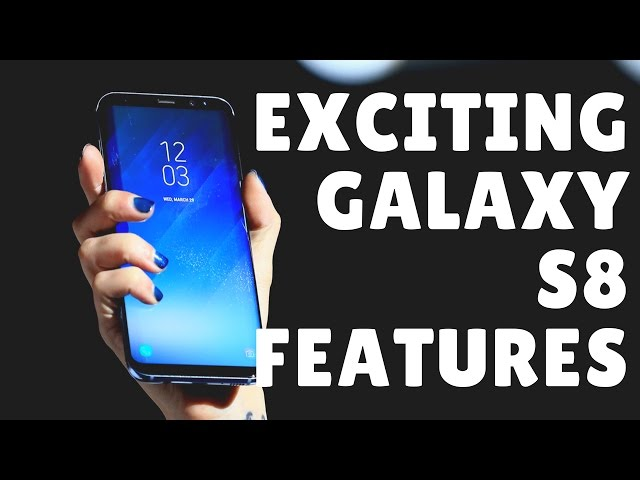 Samsung Galaxy Android Nougat Update Info (2018)